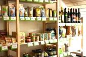 Sie wollen gesund? Das finden Sie in unserem Bio-Laden! - Bio-Laden - Bio-Laden - Bildergalerie: Bio-Laden - Haus Mandorla - Ferienheim und Gästehaus