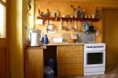 Küchenpanorama - Ferienheim - Bilder-Galerie - Bildergalerie: Ferienheim - Haus Mandorla - Ferienheim und Gästehaus