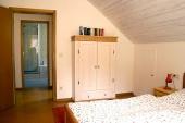 Schlafzimmer - Ferienwohnung für Familien - Bilder-Galerie - Bildergalerie: Ferienwohnung für Familien - Haus Mandorla - Ferienheim und Gästehaus