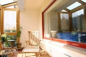 Wintergarten - Ferienwohnung für Familien - Bilder-Galerie - Bildergalerie: Ferienwohnung für Familien - Haus Mandorla - Ferienheim und Gästehaus