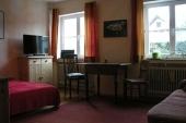 Wohnzimmer - Ferienwohnung für Paare - Ferienwohnung für Paare - Bildergalerie: Ferienwohnung für Paare - Haus Mandorla - Ferienheim und Gästehaus