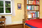 Einzelzimmer im Gästehaus - Gästehaus - Gästehaus - Bildergalerie: Gästehaus - Haus Mandorla - Ferienheim und Gästehaus